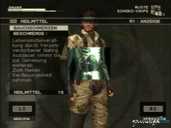 Metal Gear Solid 3: Snake Eater  Archiv - Screenshots - Bild 12