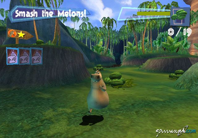 Madagascar  Archiv - Screenshots - Bild 2