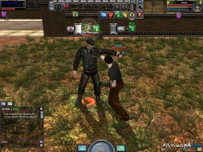 Matrix Online  Archiv - Screenshots - Bild 5