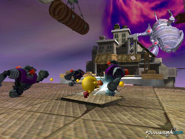 Pac-Man World 3  Archiv - Screenshots - Bild 13