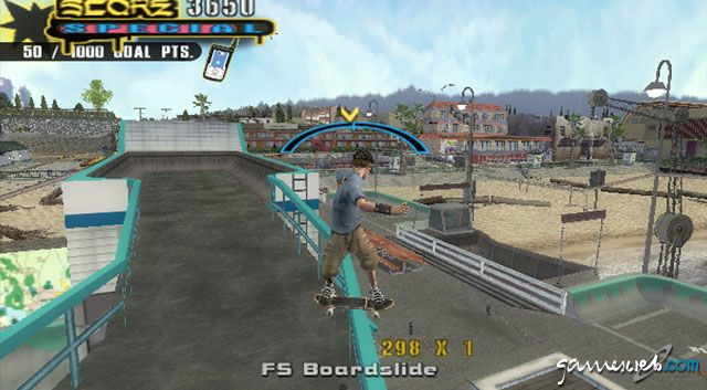 Tony Hawk's Underground 2: Remix (PSP)  Archiv - Screenshots - Bild 7