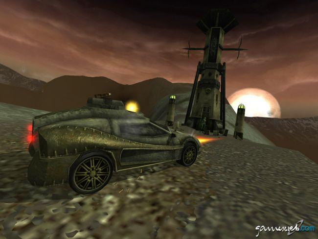 Auto Assault  Archiv - Screenshots - Bild 105