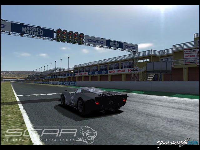 SCAR: Squadra Corse Alfa Romeo Archiv - Screenshots - Bild 10