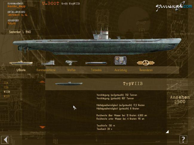 Silent Hunter 3  Archiv - Screenshots - Bild 8