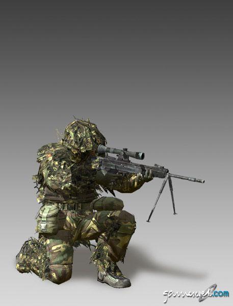 Battlefield 2 - Artworks - Bild 3