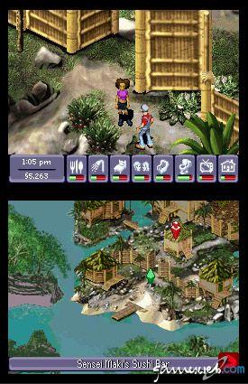 Urbz: Sims in the City (DS)  Archiv - Screenshots - Bild 5