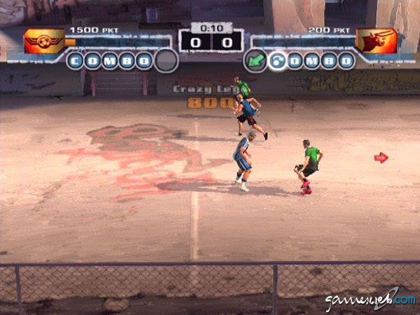 FIFA Street  Archiv - Screenshots - Bild 11