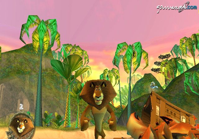Madagascar  Archiv - Screenshots - Bild 6
