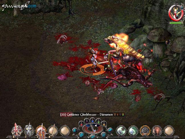 Sacred: Underworld  Archiv - Screenshots - Bild 3