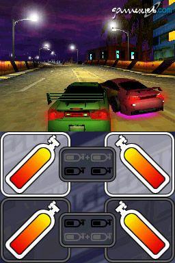 Need for Speed: Underground 2 (DS)  Archiv - Screenshots - Bild 6