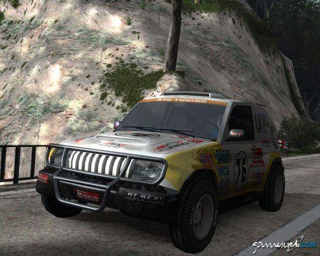 Cross Racing Championship 2005  Archiv - Screenshots - Bild 27