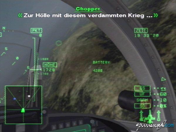 Ace Combat: Squadron Leader  Archiv - Screenshots - Bild 8