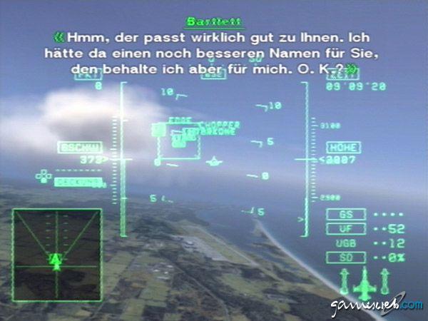 Ace Combat: Squadron Leader  Archiv - Screenshots - Bild 10