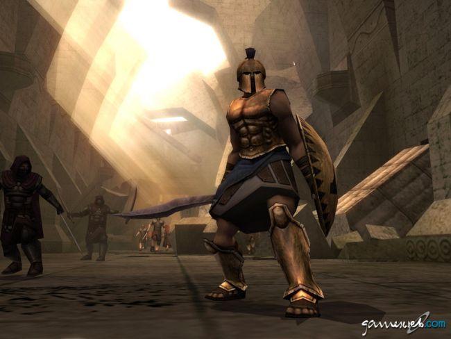 Spartan: Total Warrior  Archiv - Screenshots - Bild 33