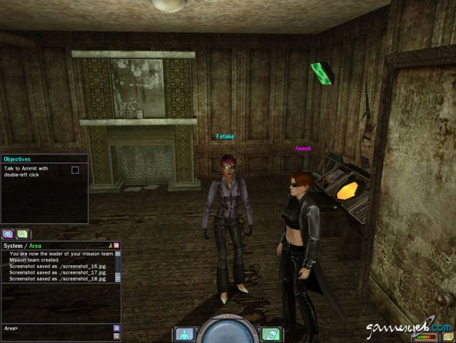 Matrix Online  Archiv - Screenshots - Bild 2