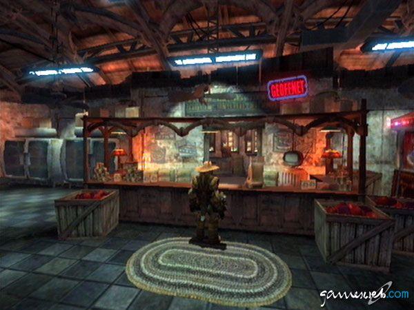 Oddworld: Strangers Vergeltung  Archiv - Screenshots - Bild 6