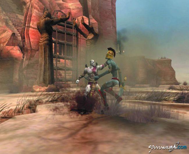 God of War  Archiv - Screenshots - Bild 29