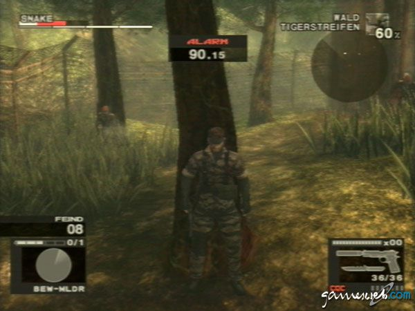 Metal Gear Solid 3: Snake Eater  Archiv - Screenshots - Bild 6