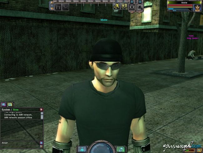 Matrix Online  Archiv - Screenshots - Bild 6