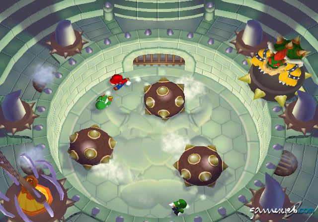 Mario Party 6  Archiv - Screenshots - Bild 8