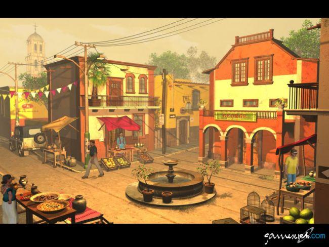 Nibiru: Bote der Götter  Archiv - Screenshots - Bild 10