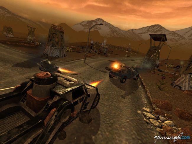 Auto Assault  Archiv - Screenshots - Bild 99