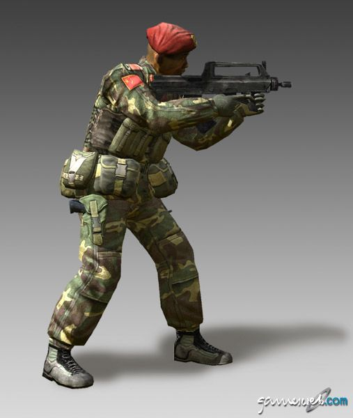 Battlefield 2 - Artworks - Bild 5