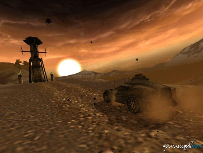 Auto Assault  Archiv - Screenshots - Bild 104