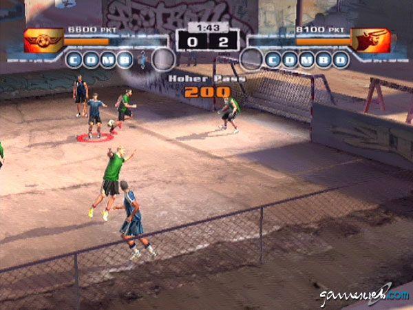 FIFA Street  Archiv - Screenshots - Bild 10