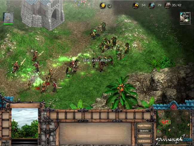 Rising Kingdoms  Archiv - Screenshots - Bild 9