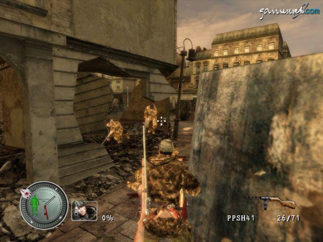 Sniper Elite  Archiv - Screenshots - Bild 5