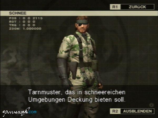 Metal Gear Solid 3: Snake Eater  Archiv - Screenshots - Bild 4