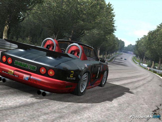 Cross Racing Championship 2005  Archiv - Screenshots - Bild 29