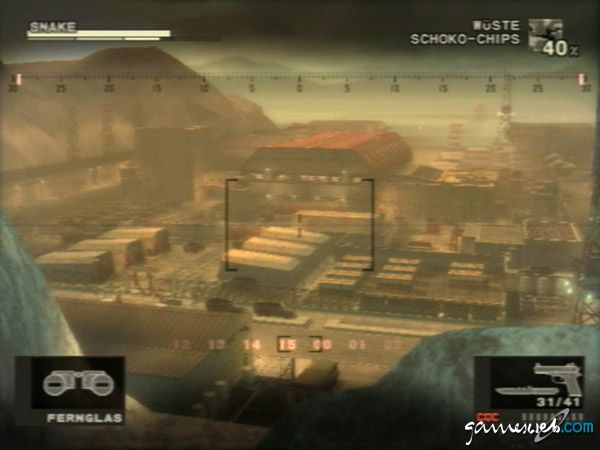 Metal Gear Solid 3: Snake Eater  Archiv - Screenshots - Bild 7