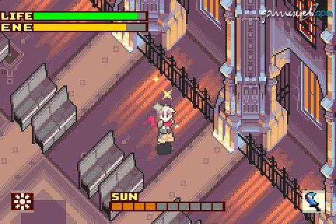 Boktai 2: Solar Boy Django (GBA)  Archiv - Screenshots - Bild 18