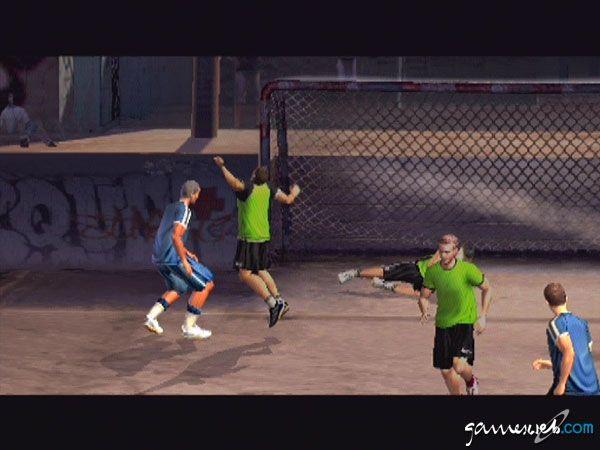 FIFA Street  Archiv - Screenshots - Bild 13