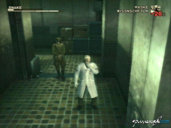 Metal Gear Solid 3: Snake Eater  Archiv - Screenshots - Bild 15