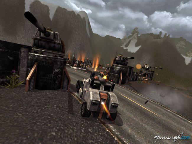 Auto Assault  Archiv - Screenshots - Bild 100