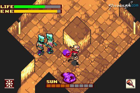 Boktai 2: Solar Boy Django (GBA)  Archiv - Screenshots - Bild 16