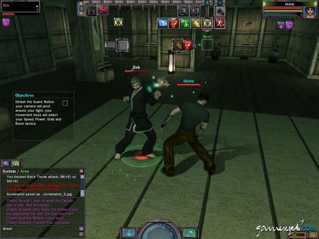 Matrix Online  Archiv - Screenshots - Bild 9