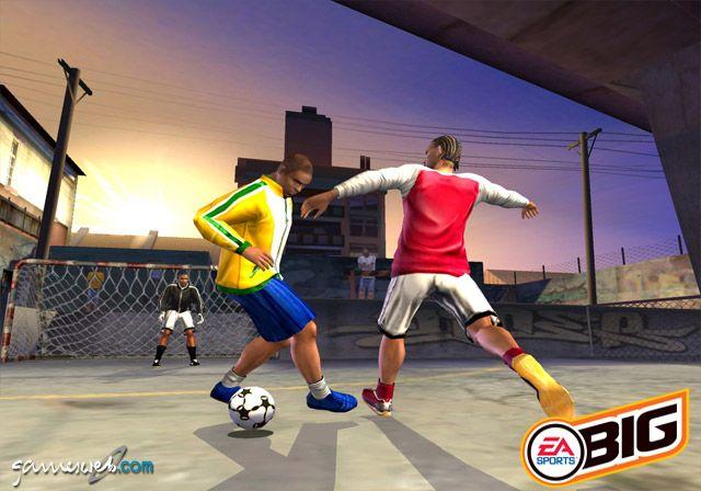 FIFA Street  Archiv - Screenshots - Bild 23