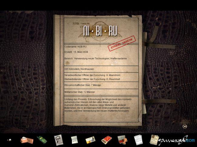 Nibiru: Bote der Götter  Archiv - Screenshots - Bild 5