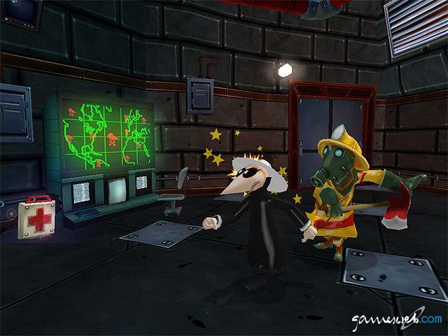 Spy vs. Spy  Archiv - Screenshots - Bild 20