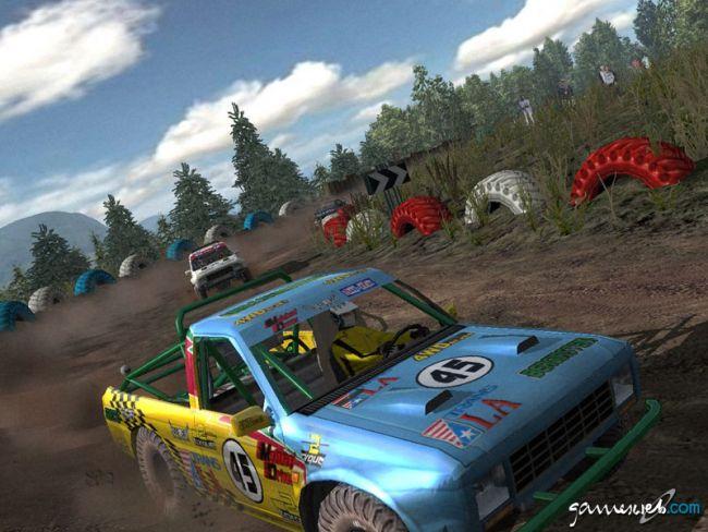 Cross Racing Championship 2005  Archiv - Screenshots - Bild 32