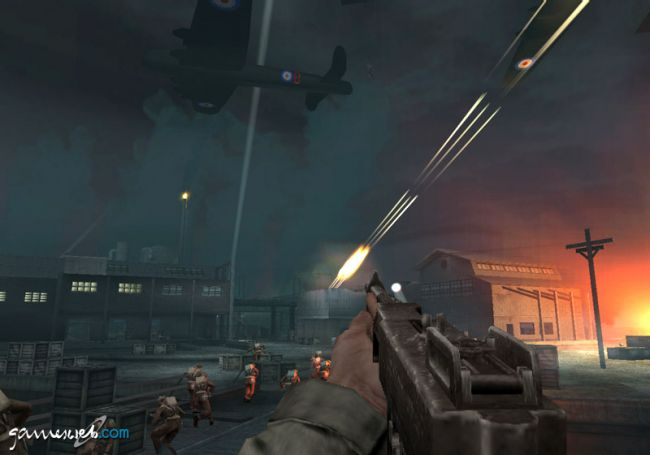 Medal of Honor: European Assault  Archiv - Screenshots - Bild 13