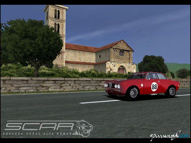 SCAR: Squadra Corse Alfa Romeo Archiv - Screenshots - Bild 22