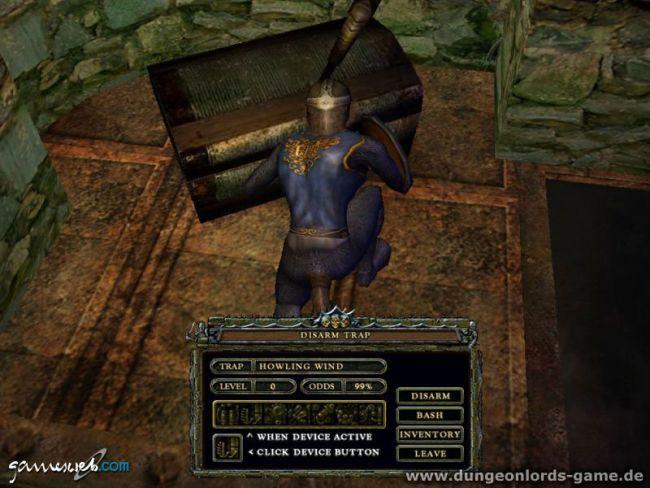Dungeon Lords  Archiv - Screenshots - Bild 29