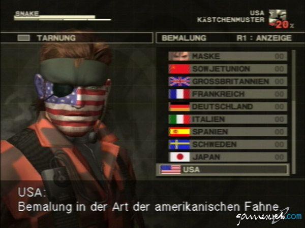Metal Gear Solid 3: Snake Eater  Archiv - Screenshots - Bild 10