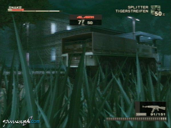 Metal Gear Solid 3: Snake Eater  Archiv - Screenshots - Bild 3