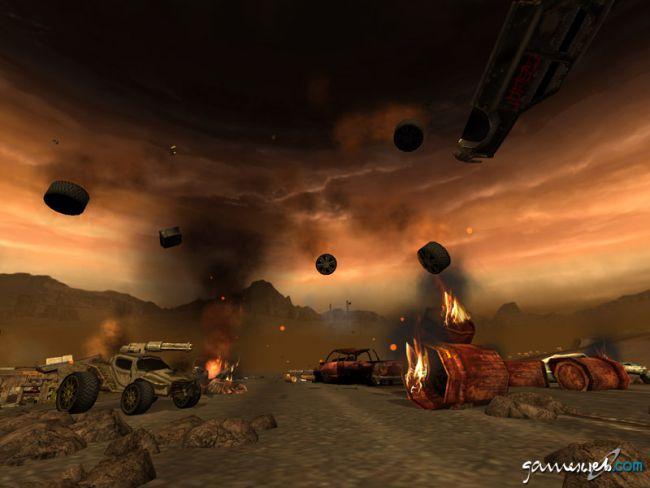 Auto Assault  Archiv - Screenshots - Bild 97